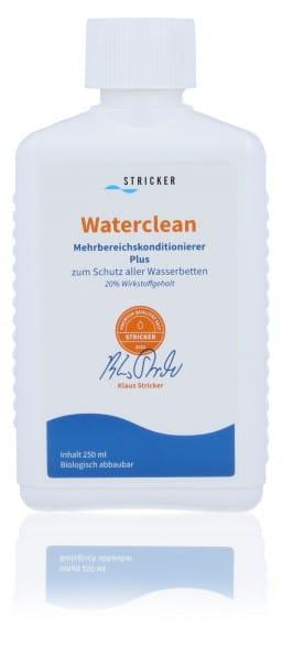 Waterclean, Wasserbett, Konditioner, kondischener, Wasser, bett, stricker, 4251066209326