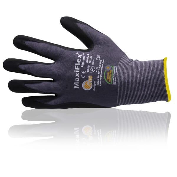 MAXIFLEX Ultimate, Montage, Handschuhe, Größe 10, X-Large