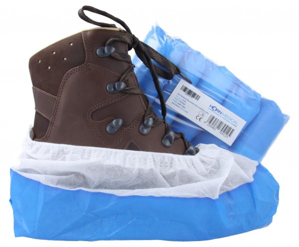 Horn Medical®, universelle, Schuhe, Einheits-Überschuhe, reißfest, flüssigkeitsabweisend, rutschhemmend