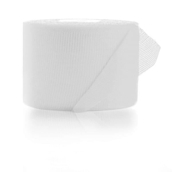 Horn-haft fein weiß