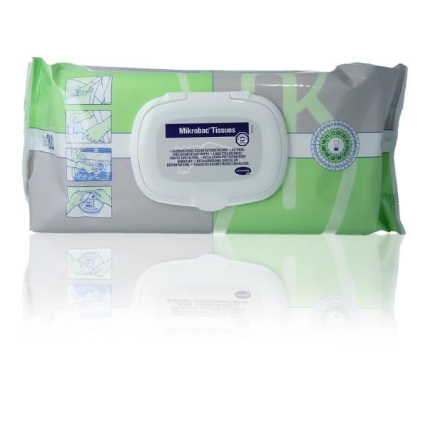 Mikrobac® Tissues Flächen-Desinfektions-Tücher