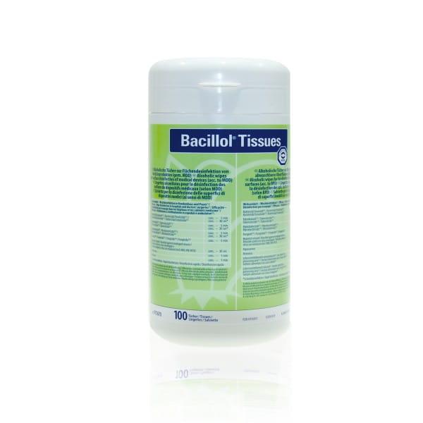 Bacillol, fläche, desinfektion, flächendesinfektion, alkohio, aldehydfrei, tücher, desinfizieren, 4031678039814