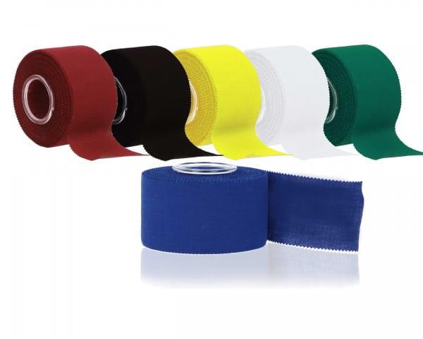 Horn-Tape, Tape, Sporttape, Tapverband, blau, grün, rot, weiss, gelb, schwarz